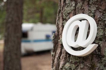 Le Wi-Fi au camping