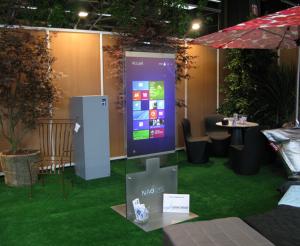 Crédit Mutuel Innovation Floralies Naotab