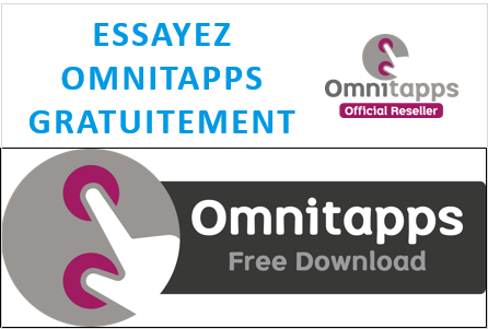 Naosys revendeur officiel Omnitapps telechargement